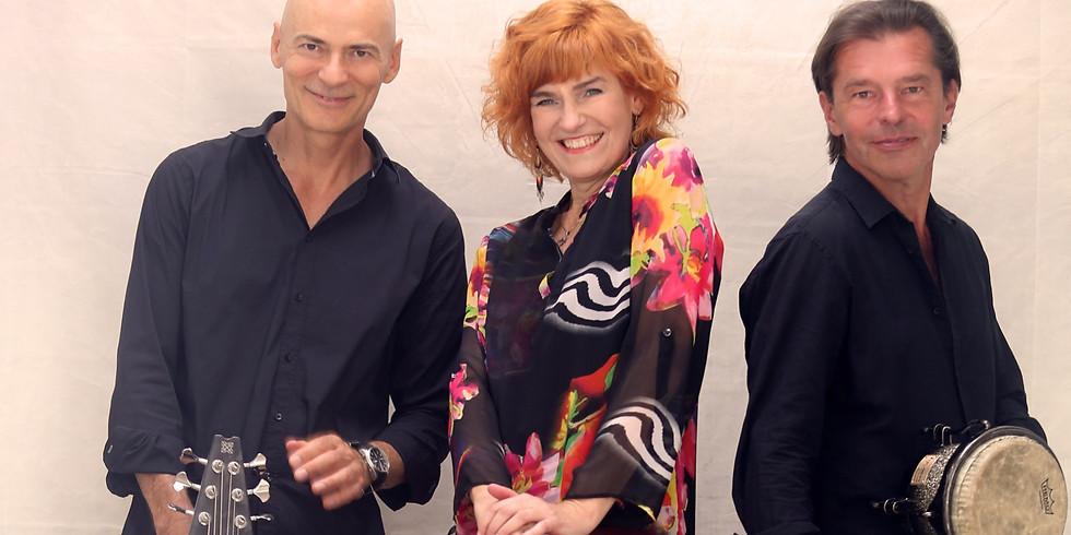 Lisa RABEL- TRIO -CD Vorstellung