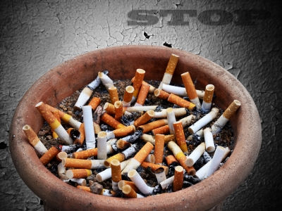 Quit Smoking with Lisa Testart in Morwell