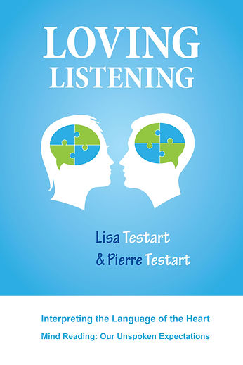 A new look at how we function as listeners within relationships with the latest book - Loving Listening by Loving Therapy.