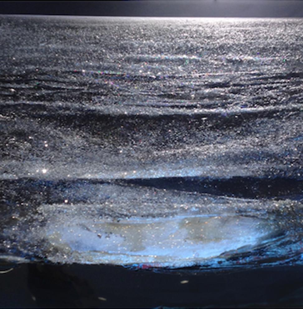 L'océan, 150/150 cm