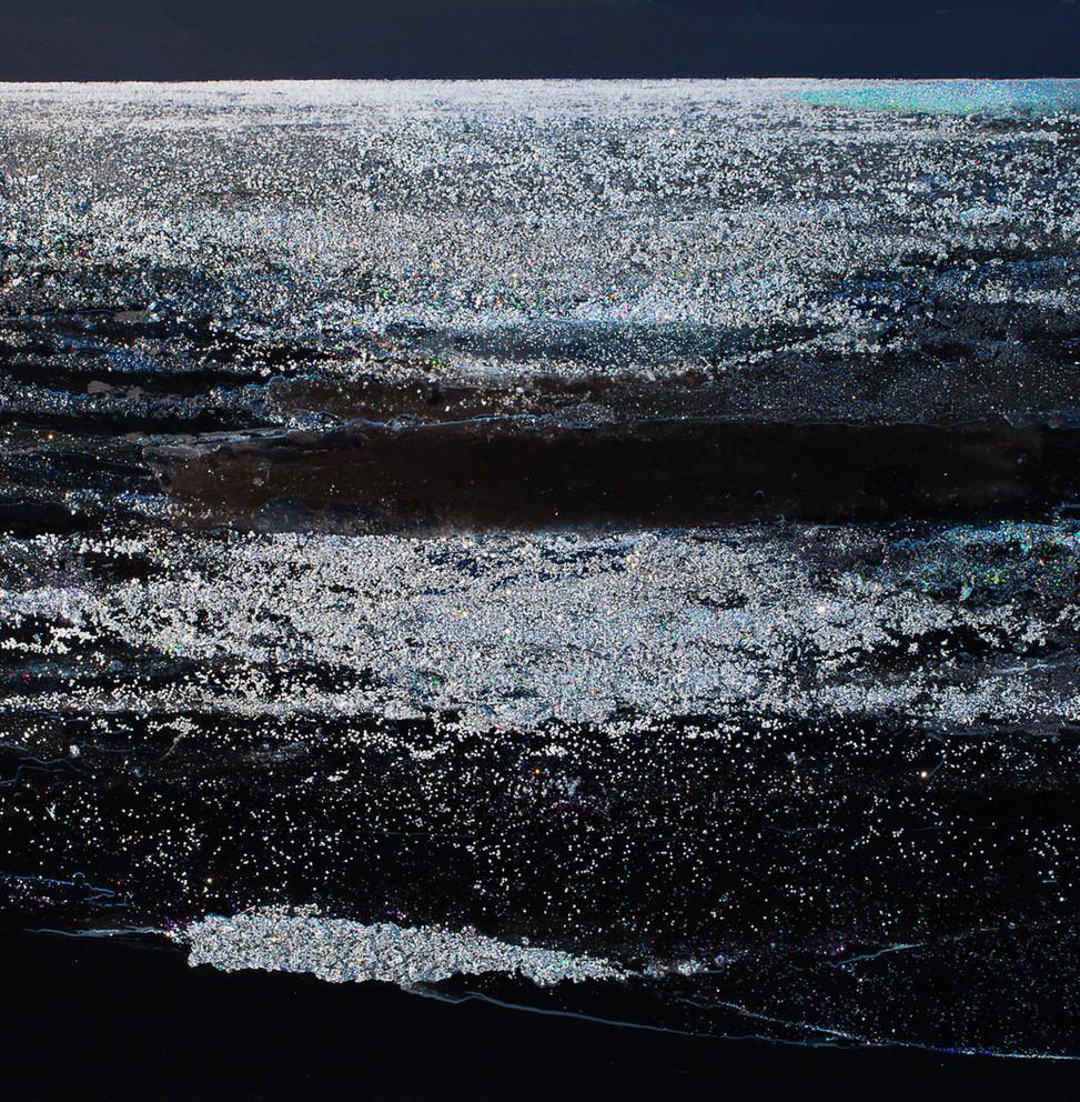 Miroir des étoiles, 160/120 cm