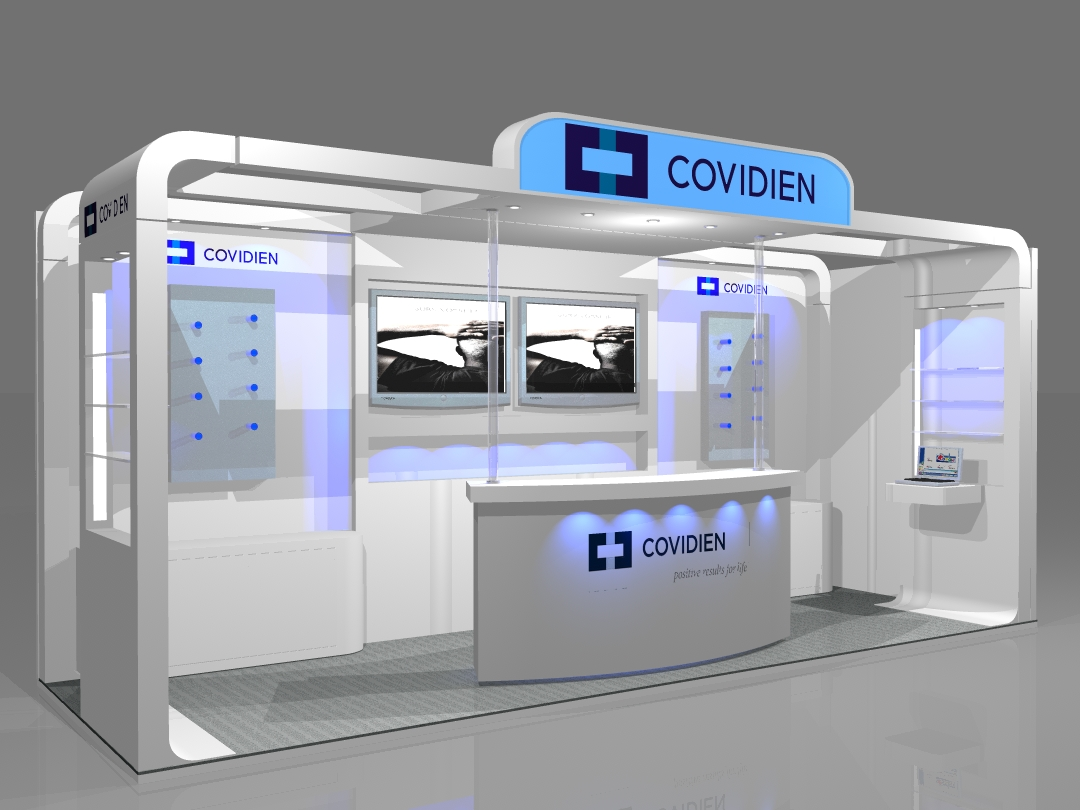 Exhibition Booth 3
