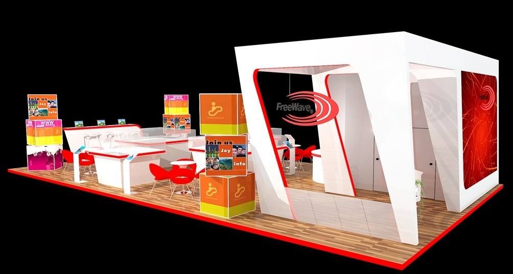 Exhibition Booth 12