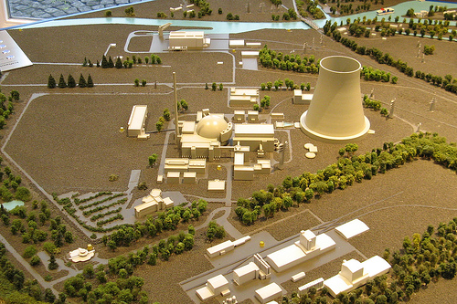 Nuclear-Power-Plant-Model