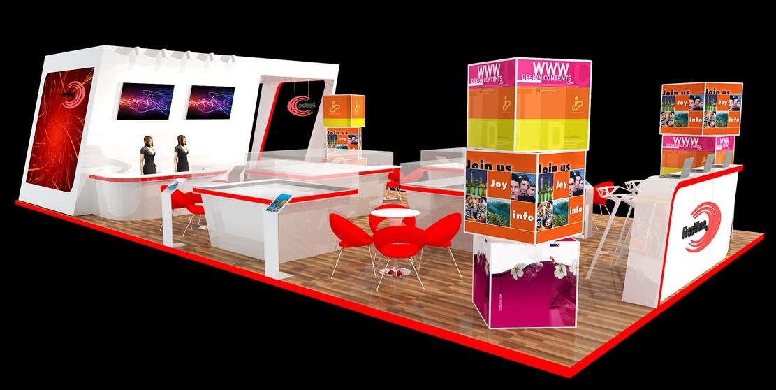 Exhibition Booth 13