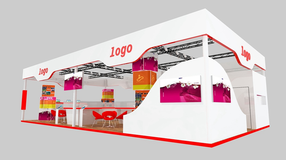 Exhibition Booth 6