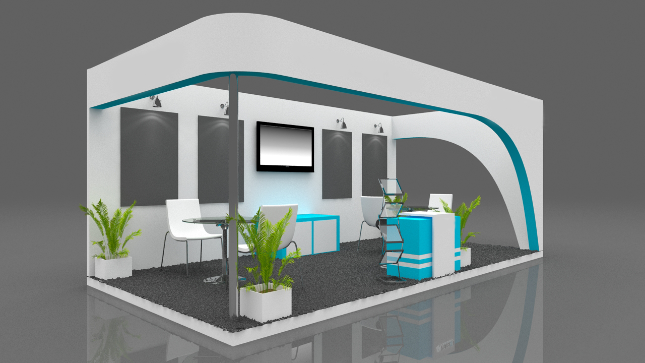 Exhibition Booth 15