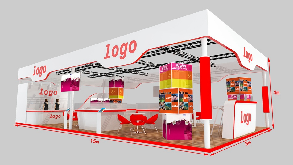 Exhibition Booth 8