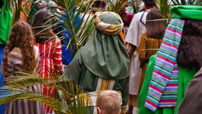 Sunday Bulletin - Palm Sunday YEAR B