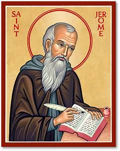 30 September: St Jerome