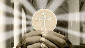 Sunday Bulletin - Corpus Christi Year B
