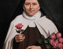 Friday 1 October: St Therese of Lisieux