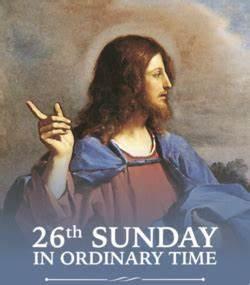 Sunday Mass | 26th Sunday in Year B