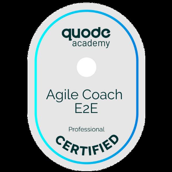 Agile Coach E2E