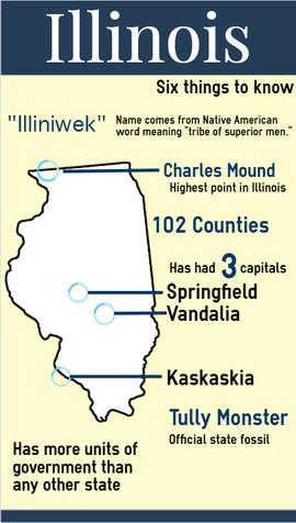 Illinois Infographic