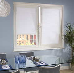 Roller blind perfect fit blinds