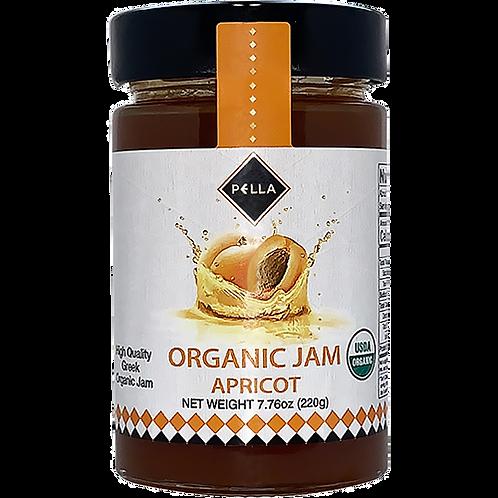 PELLA Organic Apricot Jam 7.76oz