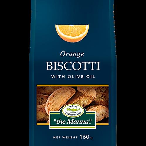 TO MANNA Orange Biscotti 5.64oz
