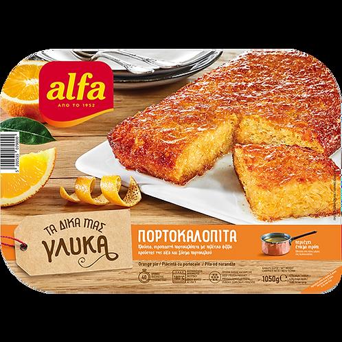 ALFA Traditional Greek Orange Pie 2.3lb