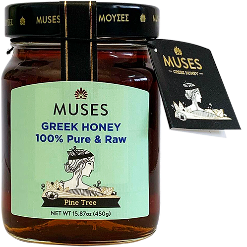 MUSES Pine Tree Honey 16oz