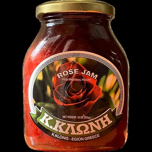 KLONIS Rose Leaf Preserve 16oz