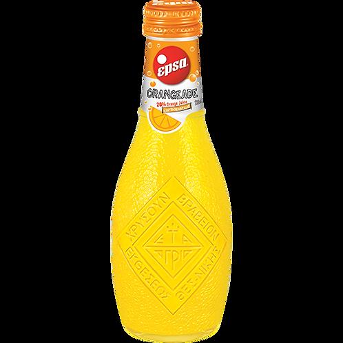 EPSA Orangeade Carbonated 232ml