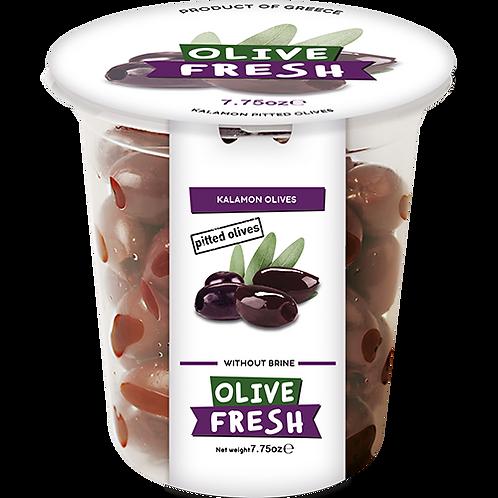 OLIVE FRESH Kalamon Pitted Olives 7.75oz