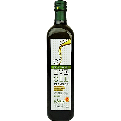 FARIS Extra Virgin Olive Oil PDO 750ml