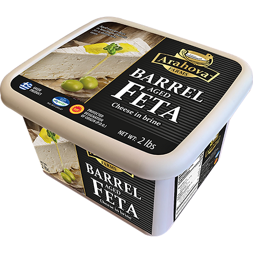 ARAHOVA FARMS Barrel Feta 2lb