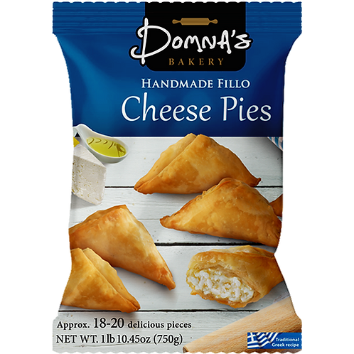 DOMNA'S BAKERY Handmade Fillo Cheese Pies 1lb 10.45oz