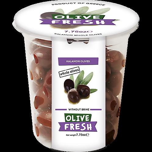 OLIVE FRESH Kalamon Whole Olives 7.75oz