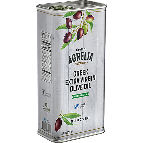 AGRELIA Extra Virgin Olive Oil 3lt