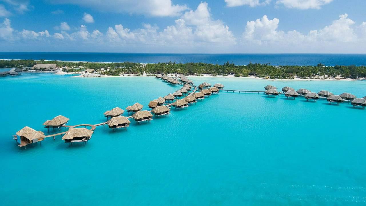 Tahiti - Bora Bora