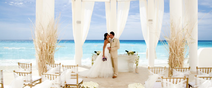 Le Blanc Wedding Gazebo