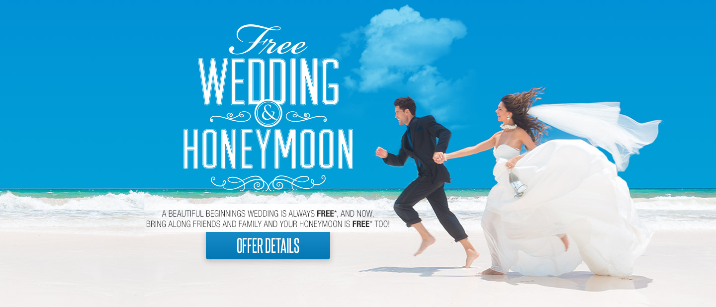 Free Destination Weddings