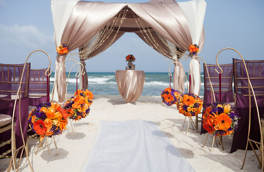 Beachfront Destination Weddings
