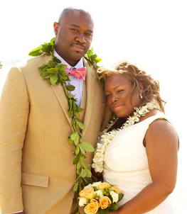 Aloha Mr & Mrs Jones
