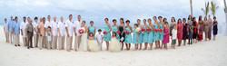 Calderon-Sanchez Wedding Party