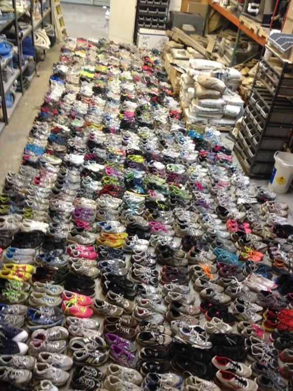 Shoes for Haiti