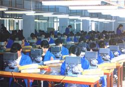 YOTO Electronic Ltd Factory Indoor