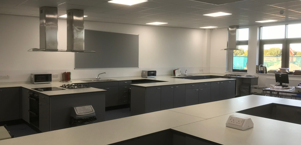 food tech room