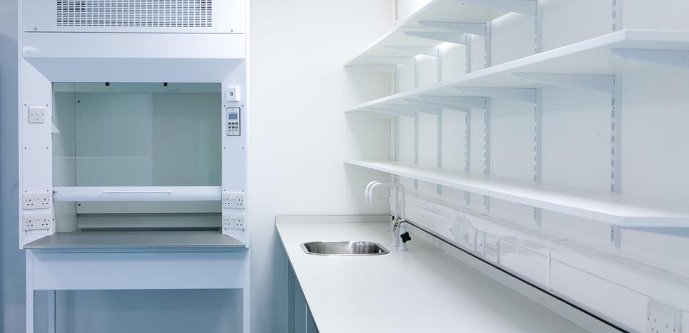 cleanroom laboratory