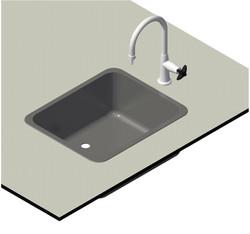 Drop In Sink Visual