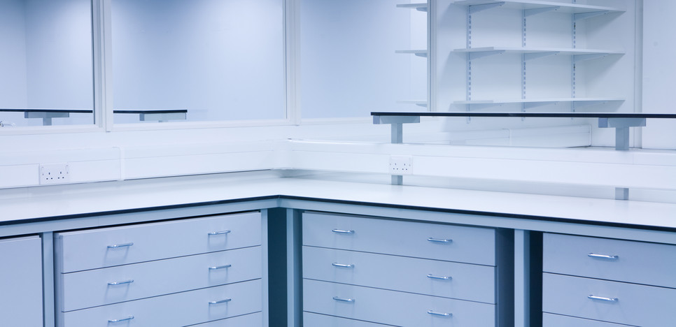 double drawer units