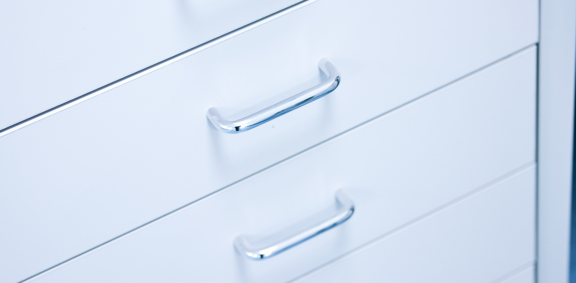 single drawer units