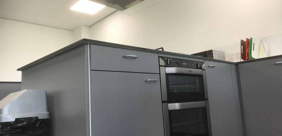 food technology fitted furniture