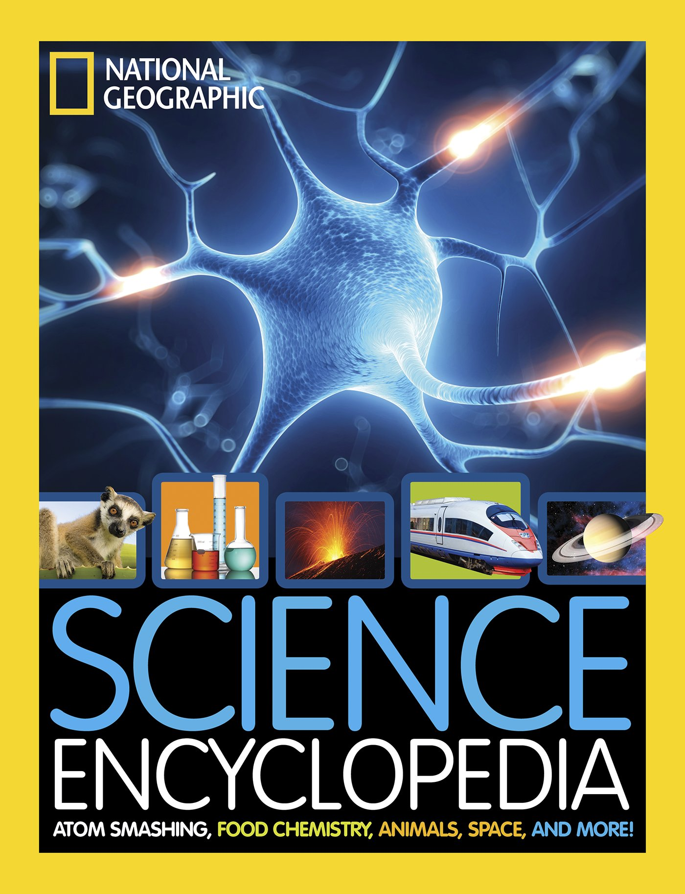 Science Encyclopedia Cover