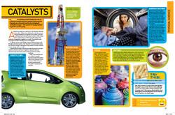 Science Encyclopedia Spread