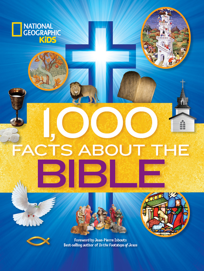 Bible Facts cover