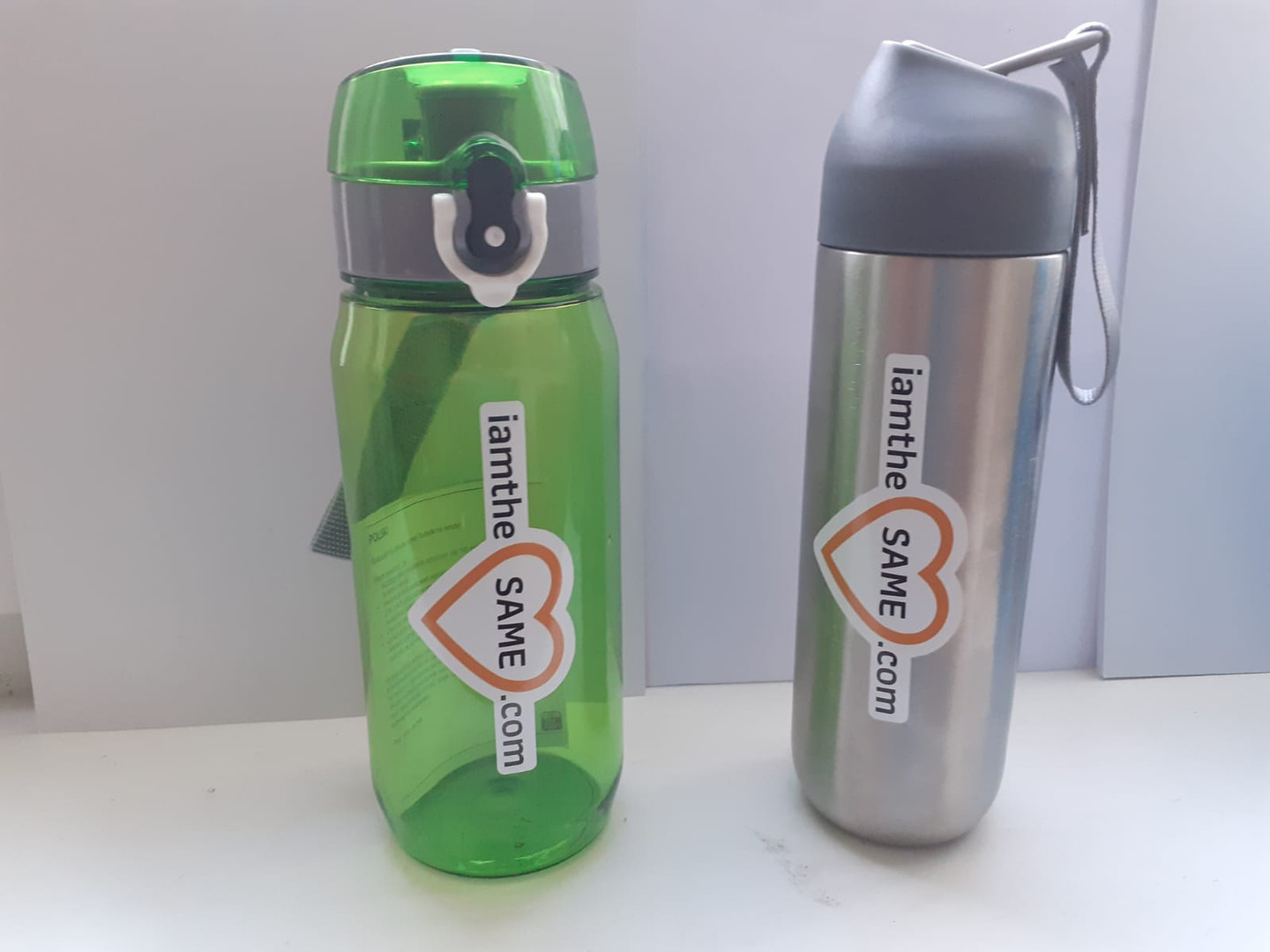 SAME Waterbottle €6